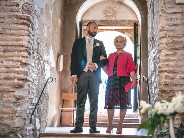 Il matrimonio di Luca e Alessandra a Santarcangelo di Romagna, Rimini 34