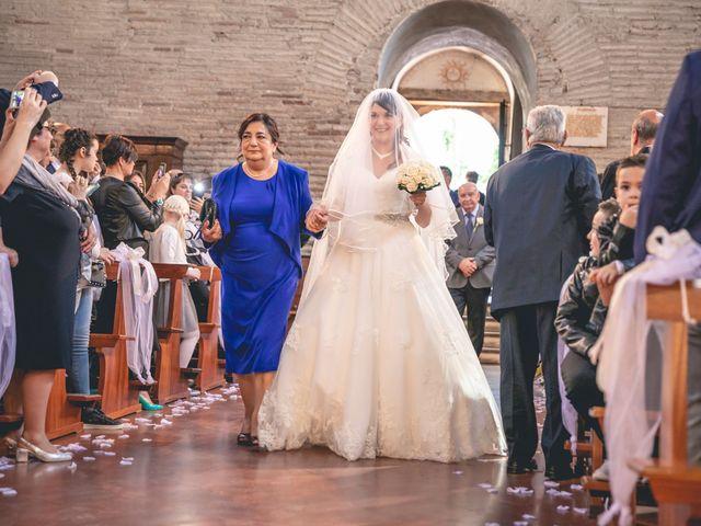 Il matrimonio di Luca e Alessandra a Santarcangelo di Romagna, Rimini 35