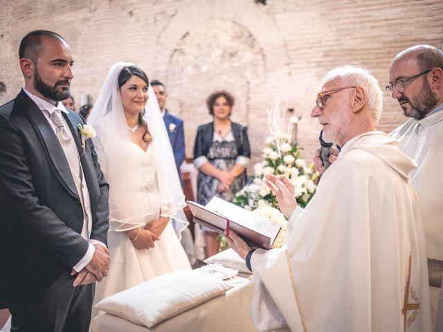 Il matrimonio di Luca e Alessandra a Santarcangelo di Romagna, Rimini 40