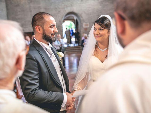 Il matrimonio di Luca e Alessandra a Santarcangelo di Romagna, Rimini 41