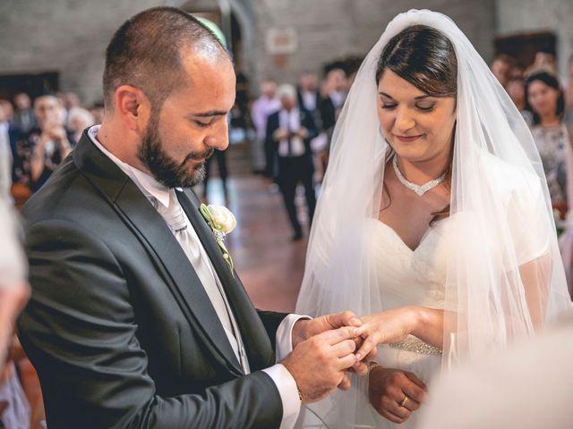Il matrimonio di Luca e Alessandra a Santarcangelo di Romagna, Rimini 42