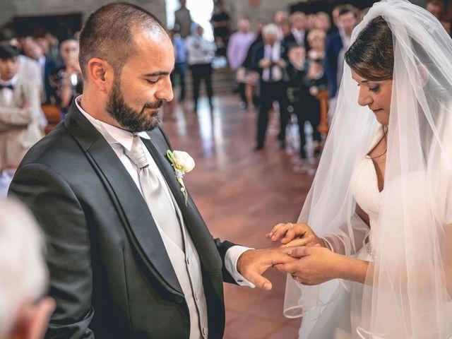 Il matrimonio di Luca e Alessandra a Santarcangelo di Romagna, Rimini 43