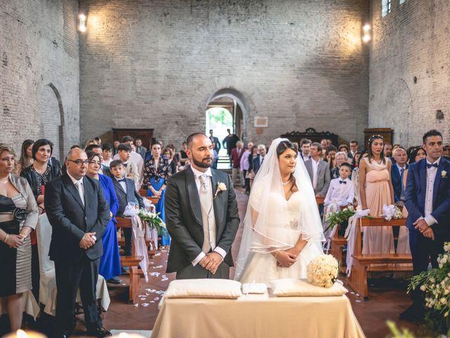 Il matrimonio di Luca e Alessandra a Santarcangelo di Romagna, Rimini 44