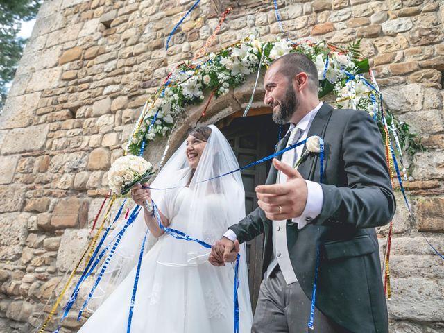 Il matrimonio di Luca e Alessandra a Santarcangelo di Romagna, Rimini 50