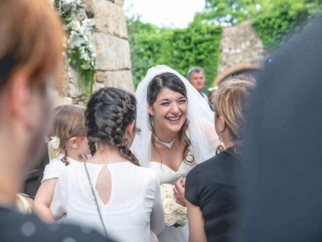 Il matrimonio di Luca e Alessandra a Santarcangelo di Romagna, Rimini 52