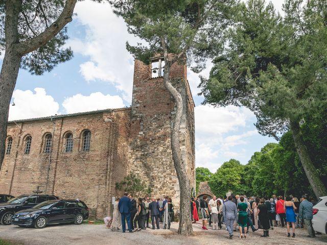 Il matrimonio di Luca e Alessandra a Santarcangelo di Romagna, Rimini 53