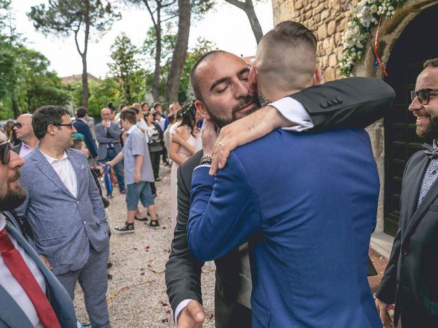 Il matrimonio di Luca e Alessandra a Santarcangelo di Romagna, Rimini 54
