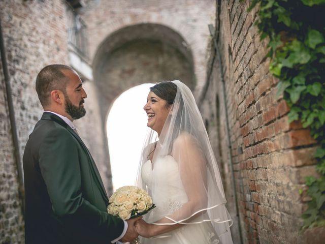 Il matrimonio di Luca e Alessandra a Santarcangelo di Romagna, Rimini 55