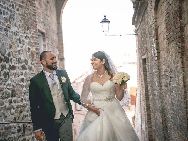 Il matrimonio di Luca e Alessandra a Santarcangelo di Romagna, Rimini 56