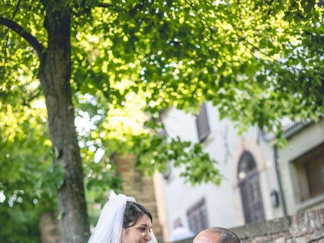 Il matrimonio di Luca e Alessandra a Santarcangelo di Romagna, Rimini 57