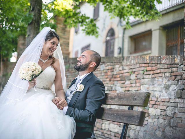Il matrimonio di Luca e Alessandra a Santarcangelo di Romagna, Rimini 58