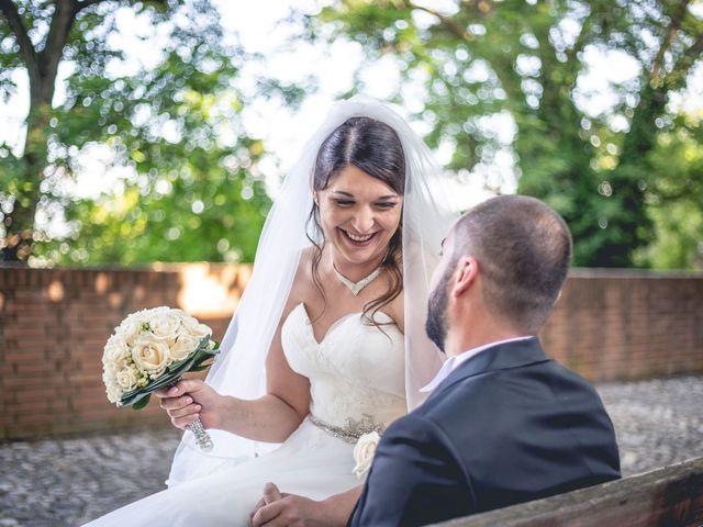 Il matrimonio di Luca e Alessandra a Santarcangelo di Romagna, Rimini 59
