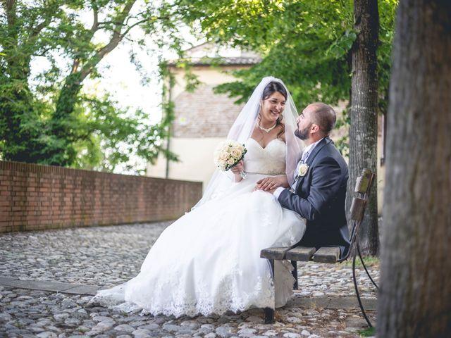 Il matrimonio di Luca e Alessandra a Santarcangelo di Romagna, Rimini 60
