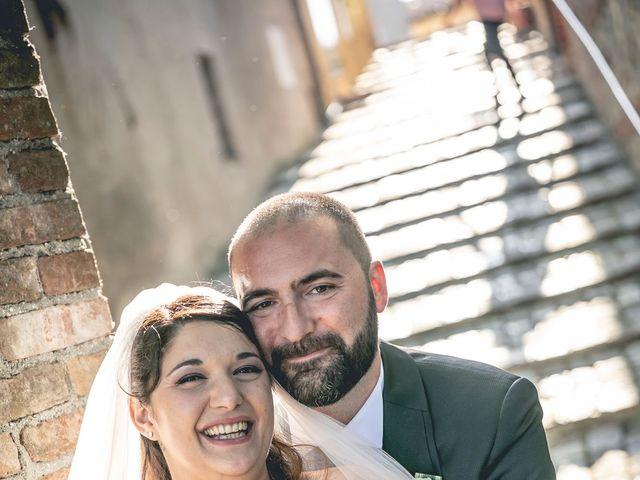 Il matrimonio di Luca e Alessandra a Santarcangelo di Romagna, Rimini 61