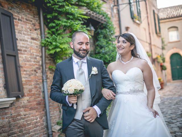 Il matrimonio di Luca e Alessandra a Santarcangelo di Romagna, Rimini 62