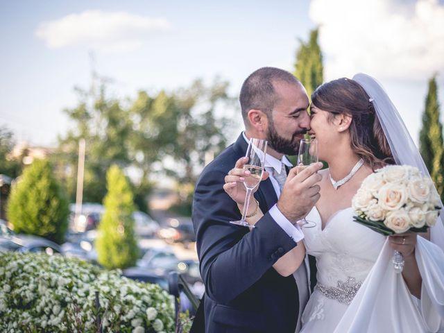 Il matrimonio di Luca e Alessandra a Santarcangelo di Romagna, Rimini 67