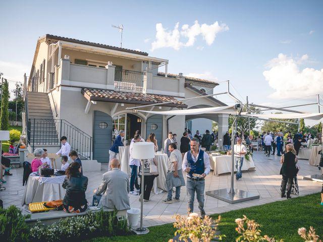 Il matrimonio di Luca e Alessandra a Santarcangelo di Romagna, Rimini 68
