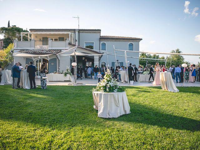Il matrimonio di Luca e Alessandra a Santarcangelo di Romagna, Rimini 69