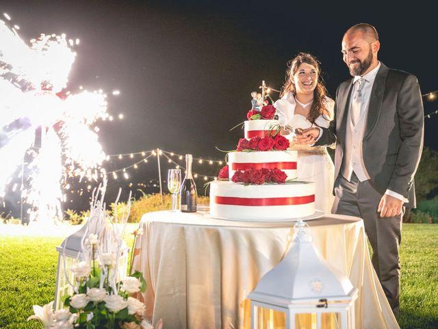 Il matrimonio di Luca e Alessandra a Santarcangelo di Romagna, Rimini 83
