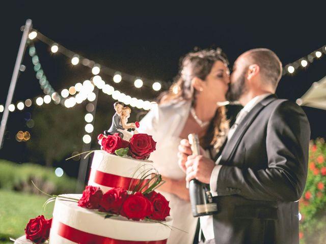 Il matrimonio di Luca e Alessandra a Santarcangelo di Romagna, Rimini 84