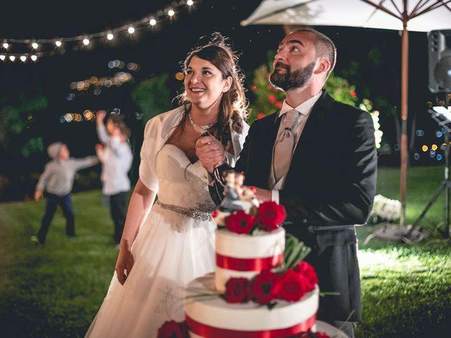 Il matrimonio di Luca e Alessandra a Santarcangelo di Romagna, Rimini 85