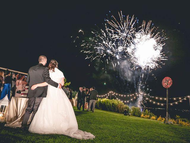 Il matrimonio di Luca e Alessandra a Santarcangelo di Romagna, Rimini 86