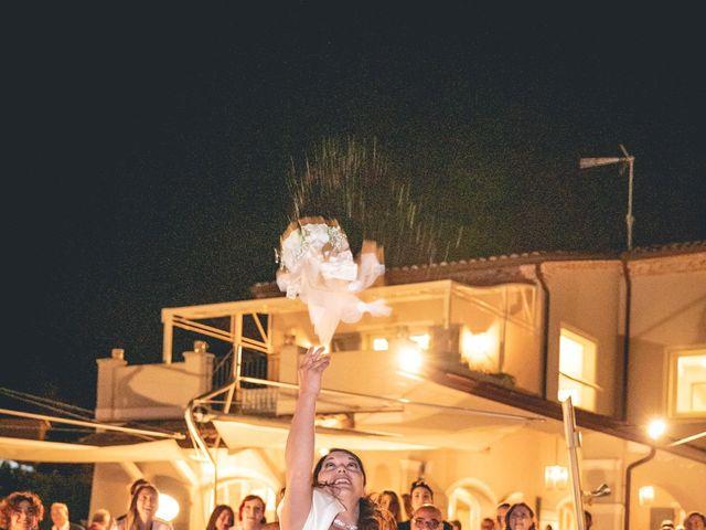 Il matrimonio di Luca e Alessandra a Santarcangelo di Romagna, Rimini 89