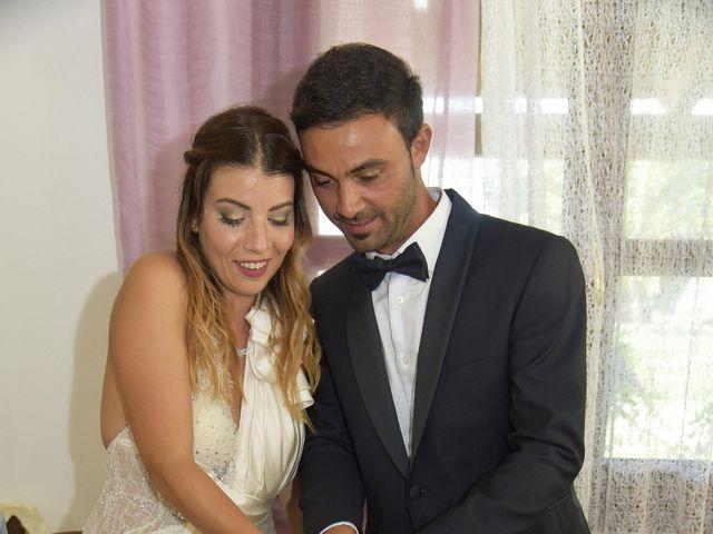 Il matrimonio di Nicola e Virginia a Simaxis, Oristano 1
