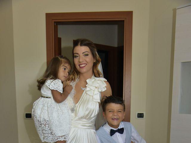 Il matrimonio di Nicola e Virginia a Simaxis, Oristano 5