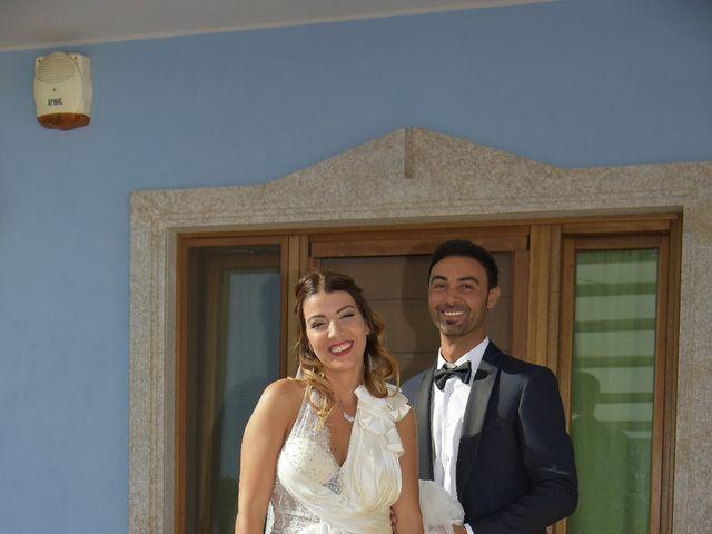 Il matrimonio di Nicola e Virginia a Simaxis, Oristano 6