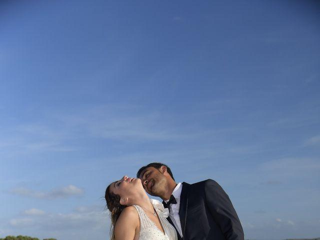 Il matrimonio di Nicola e Virginia a Simaxis, Oristano 11