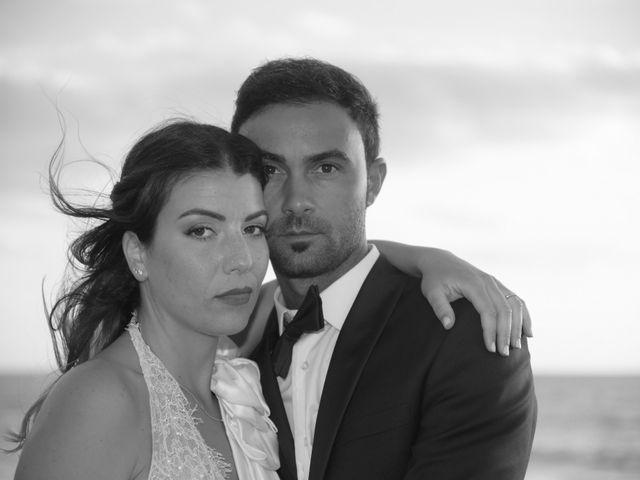 Il matrimonio di Nicola e Virginia a Simaxis, Oristano 17