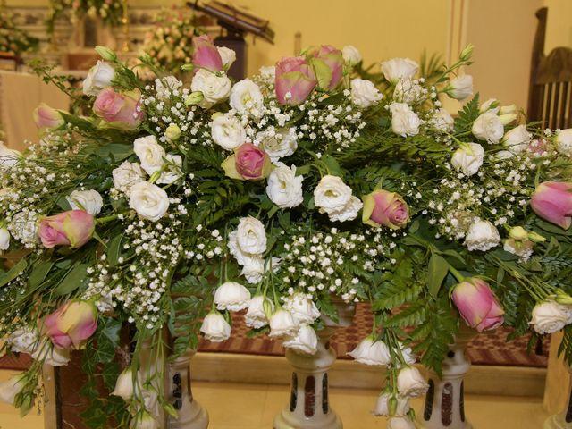 Il matrimonio di Nicola e Virginia a Simaxis, Oristano 22