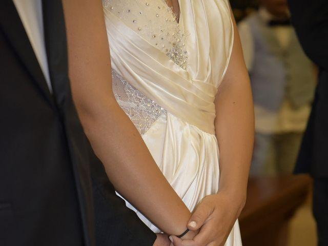 Il matrimonio di Nicola e Virginia a Simaxis, Oristano 25