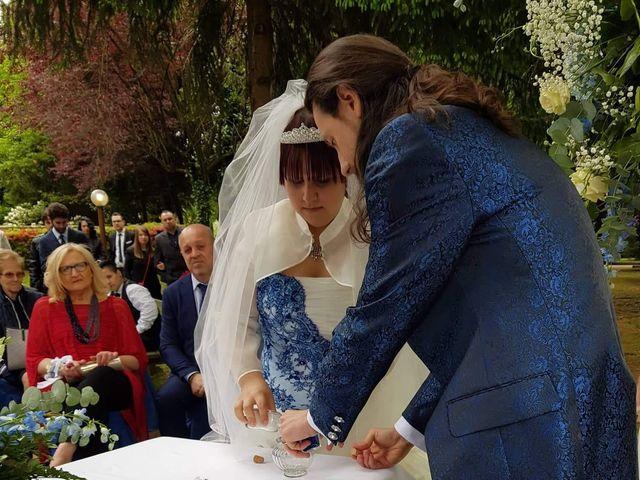 Il matrimonio di Fabio e Lisa a Varallo Pombia, Novara 1