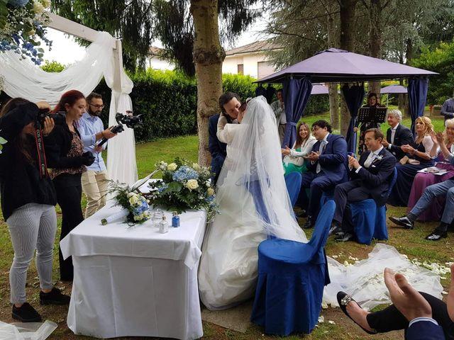 Il matrimonio di Fabio e Lisa a Varallo Pombia, Novara 2