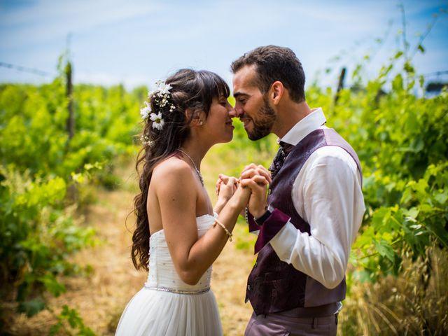 Le nozze di Daisy e Elia