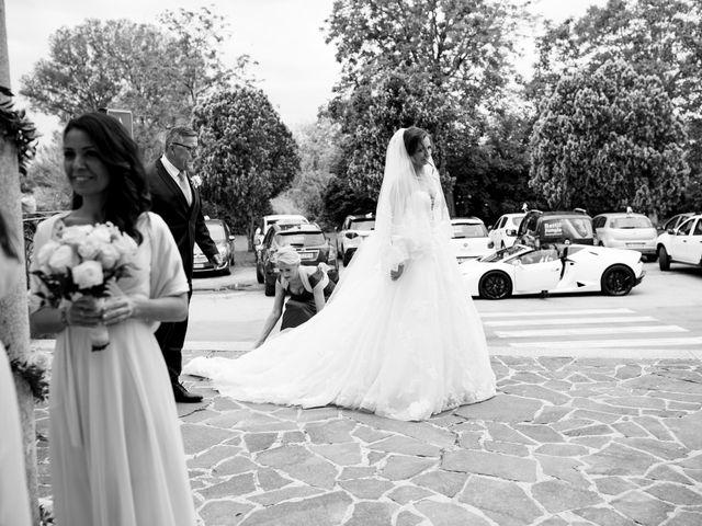 Il matrimonio di Mike e Cory a Lesmo, Monza e Brianza 2