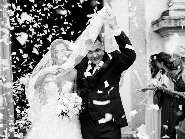 Il matrimonio di Mike e Cory a Lesmo, Monza e Brianza 3