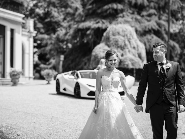Il matrimonio di Mike e Cory a Lesmo, Monza e Brianza 6