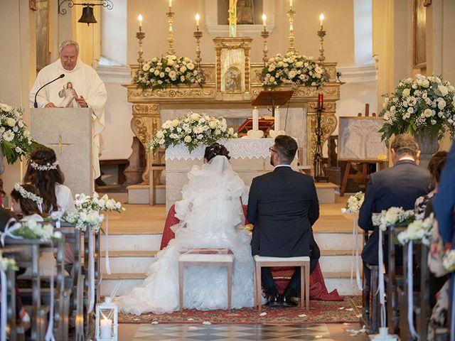 Il matrimonio di Alberto e Antonella a Neviano degli Arduini, Parma 12