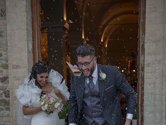 Il matrimonio di Alberto e Antonella a Neviano degli Arduini, Parma 17