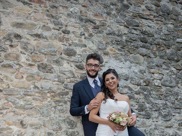 Il matrimonio di Alberto e Antonella a Neviano degli Arduini, Parma 24