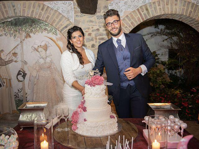 Il matrimonio di Alberto e Antonella a Neviano degli Arduini, Parma 34