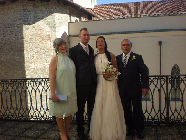 Il matrimonio di Laura e Diego a Biella, Biella 26