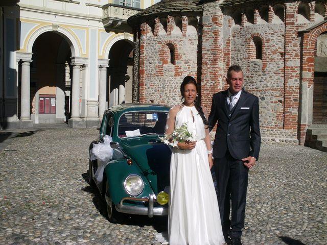 Il matrimonio di Laura e Diego a Biella, Biella 30