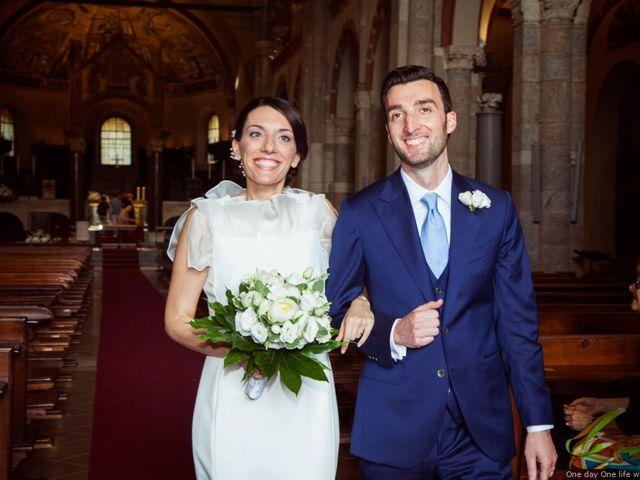 Le nozze di Marta e Giorgio