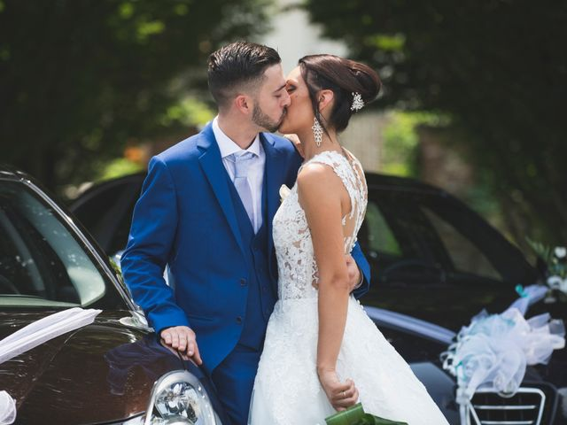 Le nozze di Giada e Luca