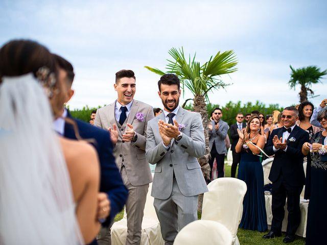 Il matrimonio di Davide e Isabella a Cagliari, Cagliari 25