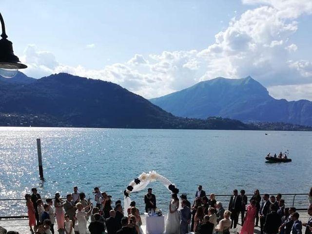 Il matrimonio di Marco e Sara a Lierna, Lecco 2